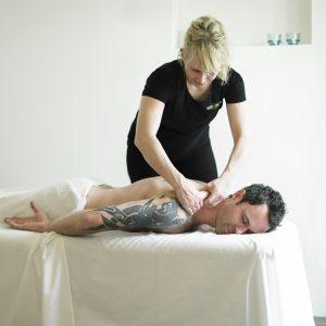 Fysiurgisk massage | Solar Plexus